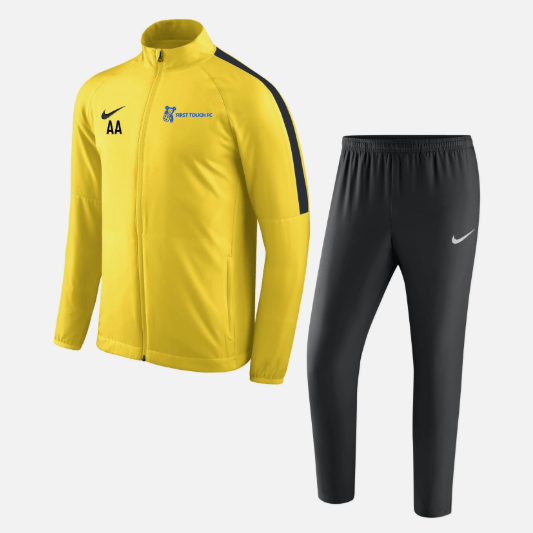 Nike first touch tracksuit