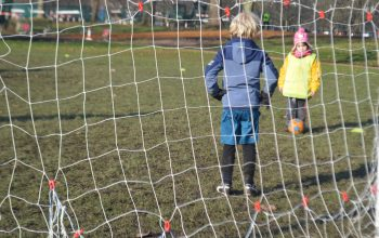 First Touch Goal keeper